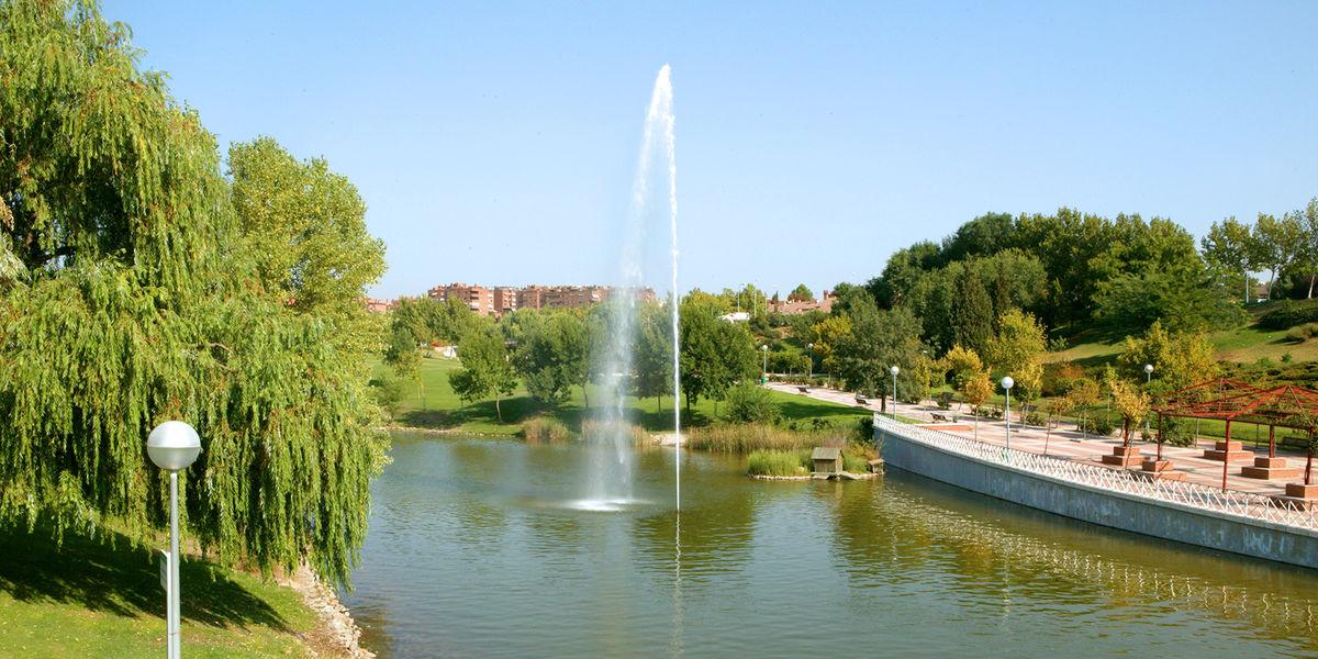 Parque de Andalucía Antonio Martínez Gil