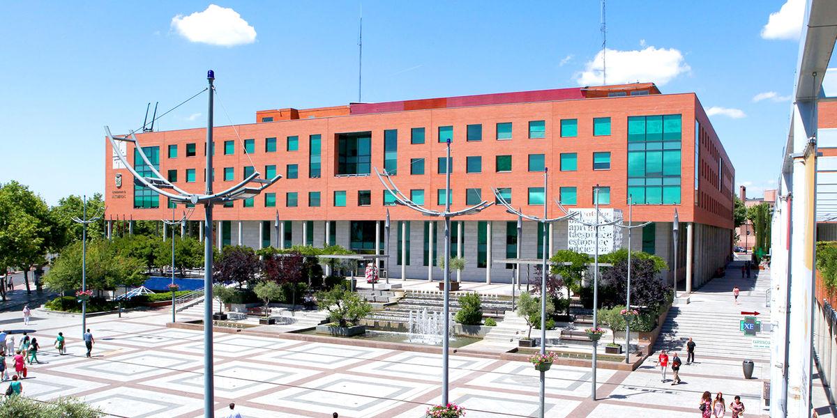 Ayuntamiento de Alcobendas Antonio Martínez Gil