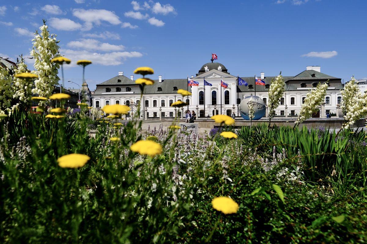 Bratislava_1 - Grassalkovich Palace