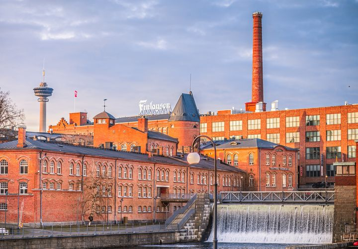 PROFILE Visit Tampere end of autumn 2020 in city center Laura Vanzo 2