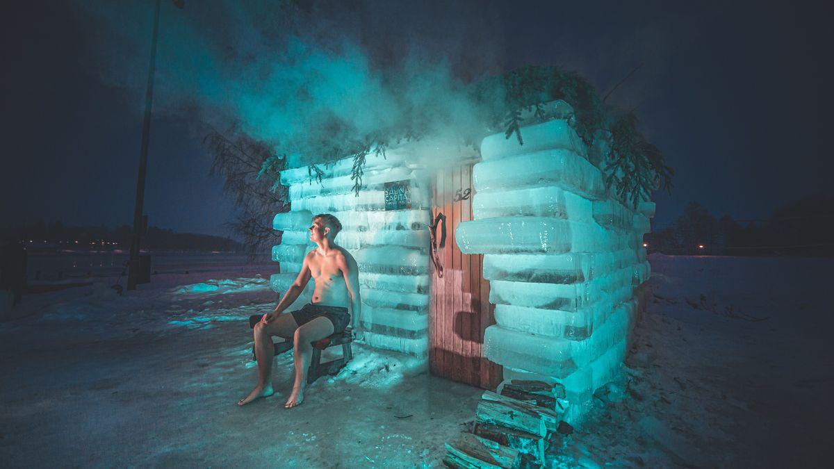 PROFILE Visit Tampere Sauna Capital Ice Sauna Jaasauna 52 Laura Vanzo 4