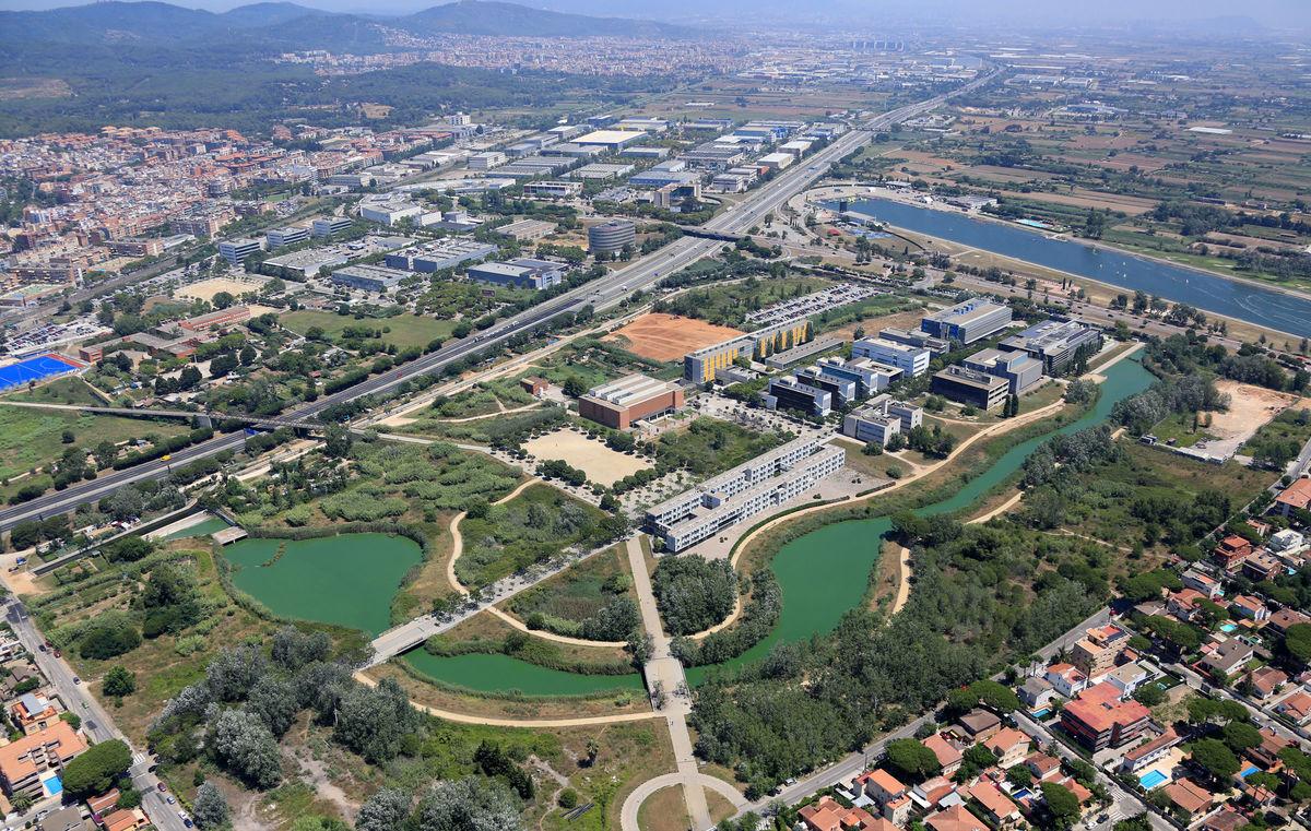 UPC Campus Baix Llobregat 1 Platja Castelldefels