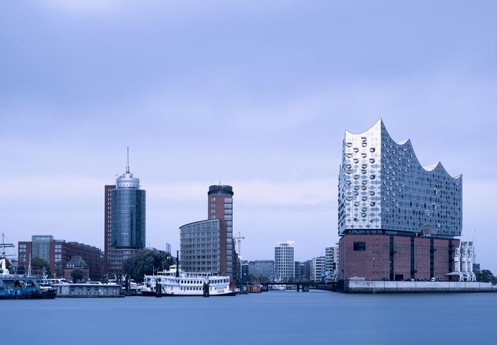 Elbphilharmonie Hamburg Panorama
