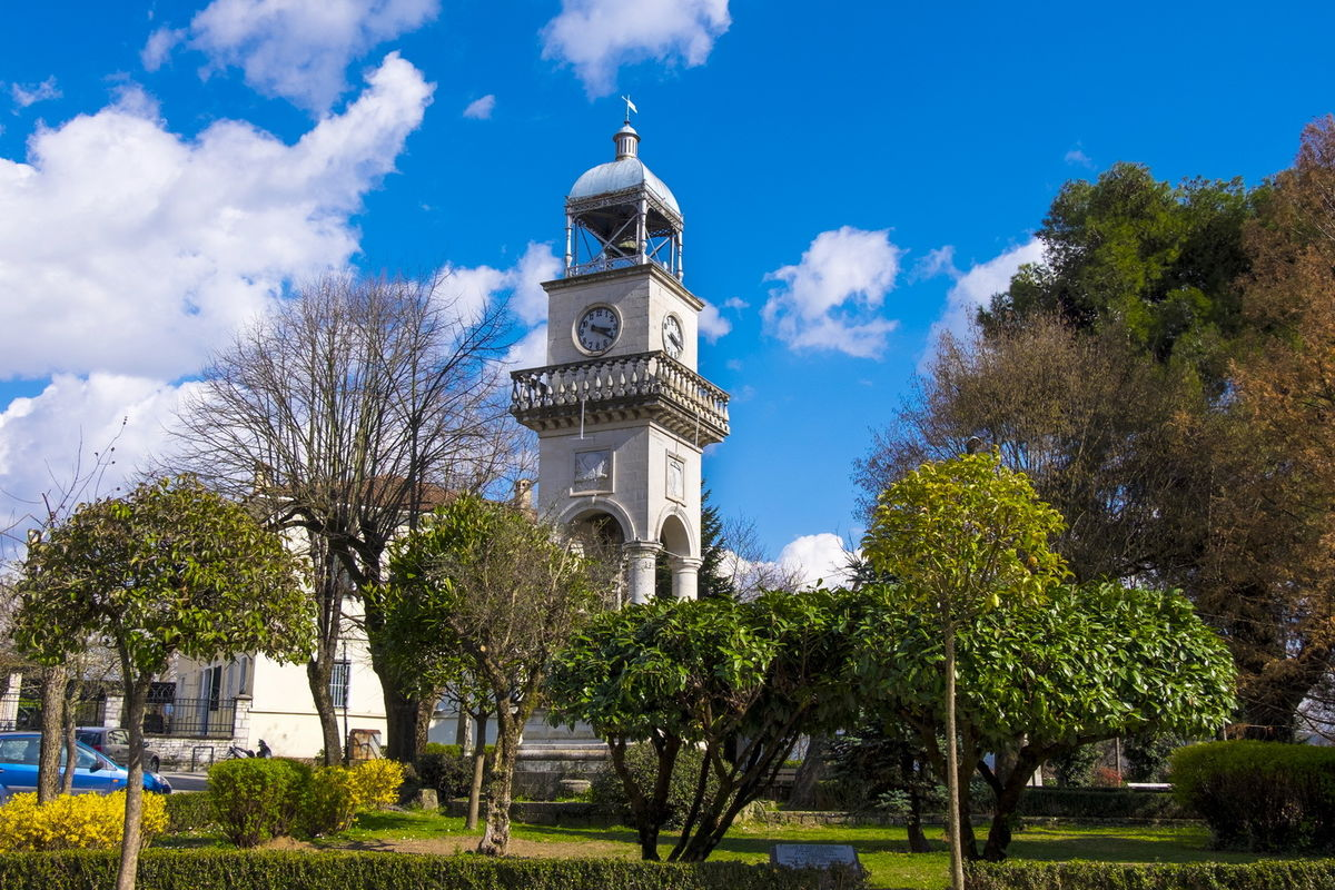 Ioannina - Clock Tower - Eleftheria Avgeri