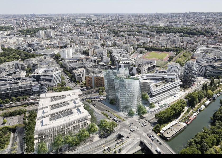 Vue Issy