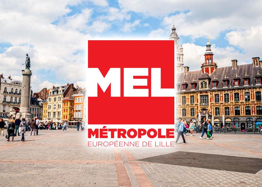MEL metropole de Lille portail MGDIS