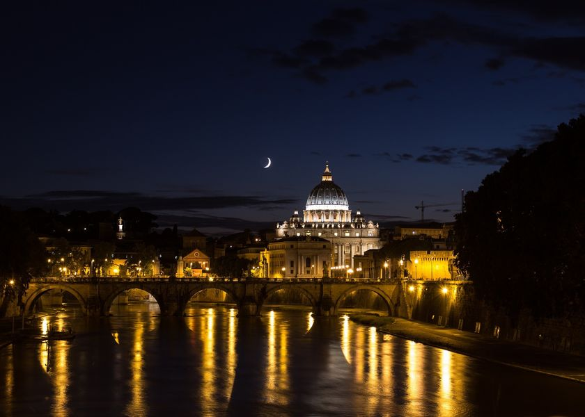 Rome - Banner