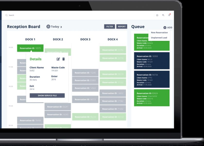 Mrf management software