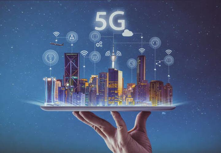 Broadband development of 5 G experimental applications card