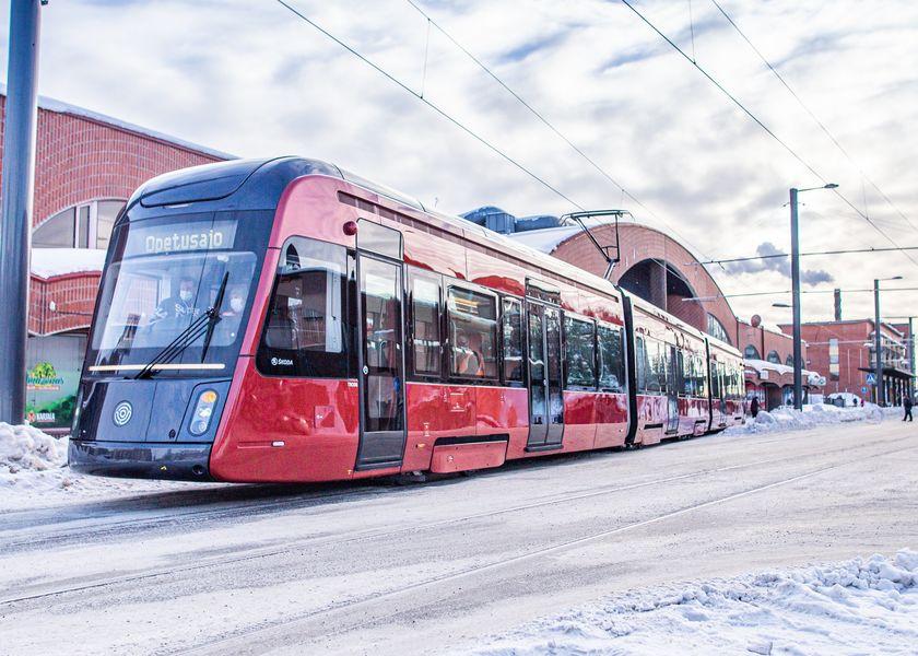DIGITAL TWIN PROFILE Visit Tampere Hervanta Winter Laura Vanzo 1