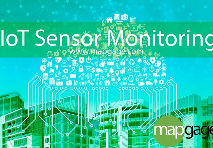 Io T Sensor Monitoring Mapgage