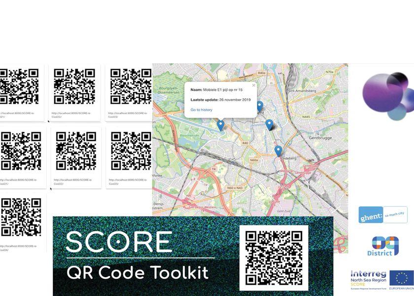 QR Code Toolkit