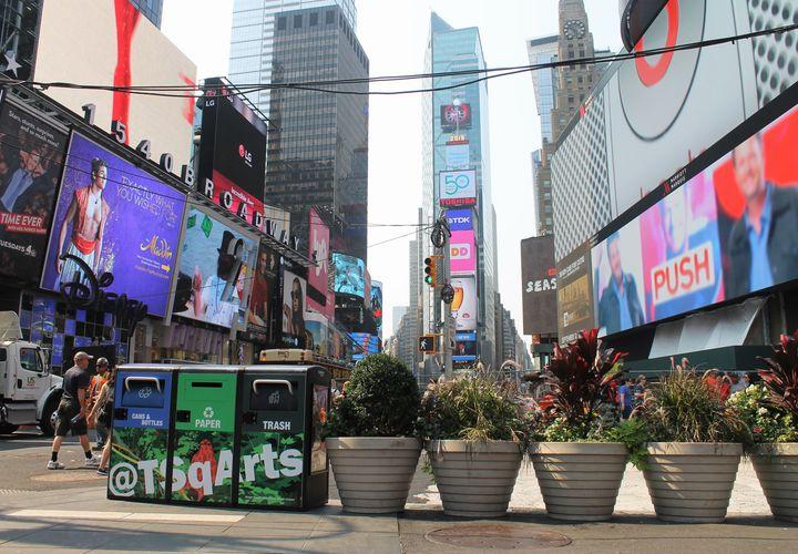 HC5 Triple Times Square NYC Wraps