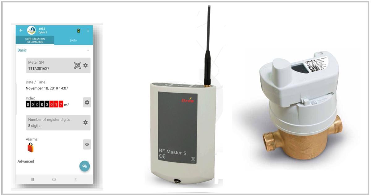 Smart water metering additional2