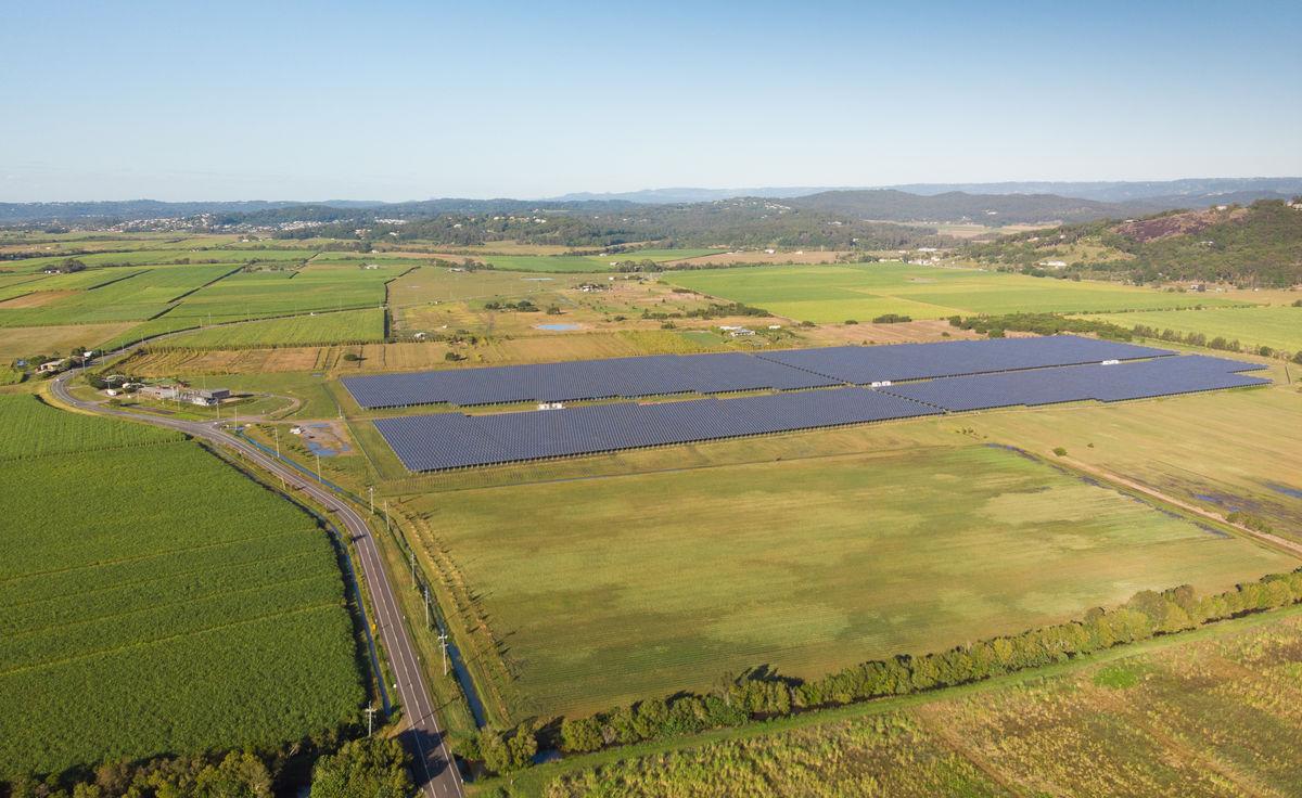 Sunshine Coast solar farm 2